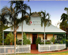 Matsos Broome Brewery and Restaurant