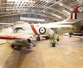 Australian Aviation Heritage Centre - Accommodation BNB