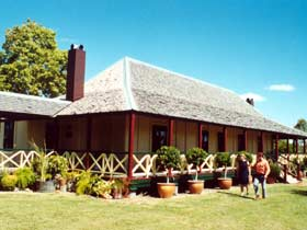 Capella Pioneer Village - Accommodation BNB