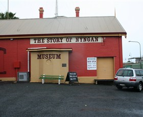 Nyngan Museum - Accommodation BNB