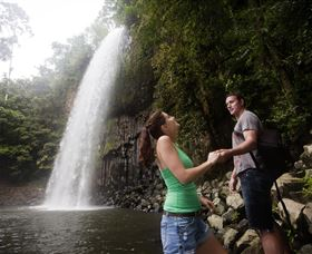 Millaa Millaa Falls - Accommodation BNB