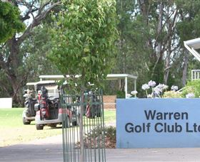 Warren Golf Club - Accommodation BNB