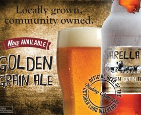 Barellan Beer - Community Owned Locally Grown Beer - Accommodation BNB