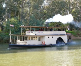 Paddlesteamer Canberra - Accommodation BNB