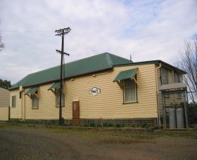 Finley Railway Museum - Accommodation BNB