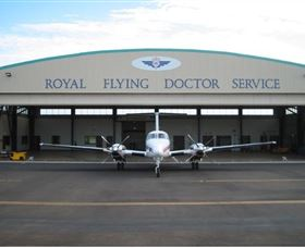 Royal Flying Doctor Service Dubbo Base Education Centre Dubbo - Accommodation BNB