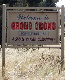 Grong Grong Earth Park - Accommodation BNB