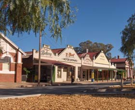Ariah Park 1920s Heritage Village - Accommodation BNB