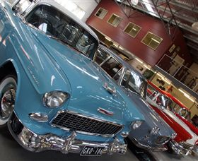 Shepparton Motor Museum - Accommodation BNB