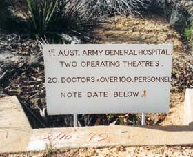 Army General Hospital Site - Accommodation BNB