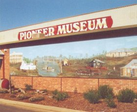 Pioneer Museum - Accommodation BNB