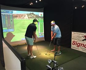 GolfTec - Accommodation BNB