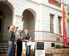 Wangaratta Family History Society - Accommodation BNB