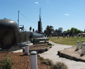 Holbrook Submarine Museum - Accommodation BNB