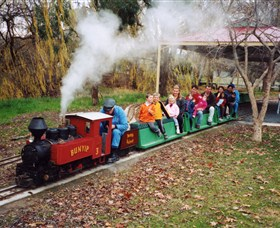 Holbrook Miniature Railway - Accommodation BNB