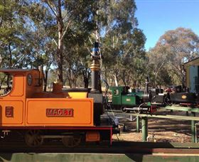 Mudgee Miniature Railway - Accommodation BNB