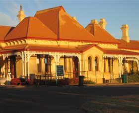 Armidale Railway Museum - Accommodation BNB