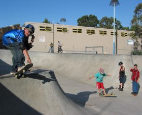 Goulburn Skate Park - Accommodation BNB