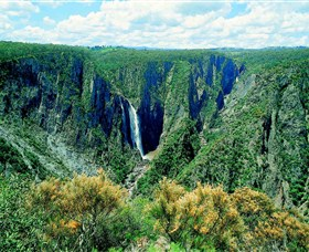 Wollomombi Falls - Accommodation BNB