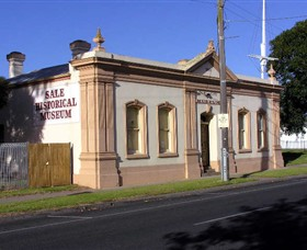 Sale Historical Museum - Accommodation BNB