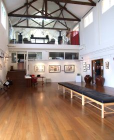Milk Factory Gallery - Accommodation BNB
