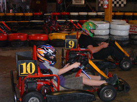 Indoor Kart Hire O'Connor - Accommodation BNB