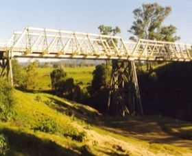 Vacy Bridge over Paterson River - Accommodation BNB