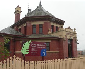 Yarram Courthouse Gallery Inc - Accommodation BNB