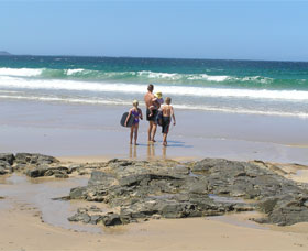Shellharbour Beach - Accommodation BNB