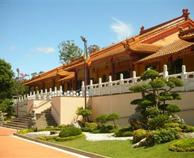 Chung Tian Temple - Accommodation BNB