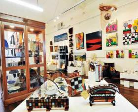 Nimbin Artists Gallery - Accommodation BNB
