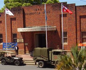 Frank Partridge VC Military Museum - Accommodation BNB