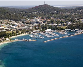 dAlbora Marinas Nelson Bay - Accommodation BNB