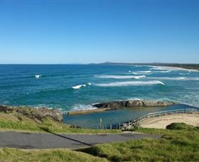Sawtell Beach - Accommodation BNB