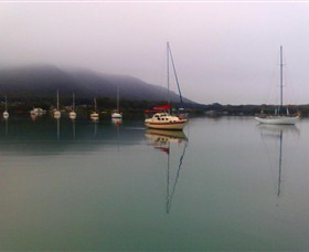 Dunbogan Boatshed - Accommodation BNB