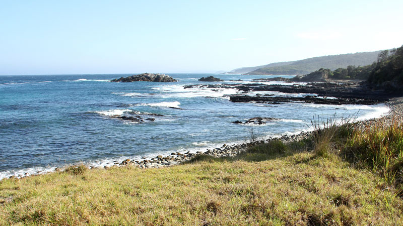 Mimosa Rocks National Park