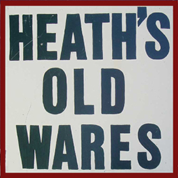 Heaths Old Wares Collectables  Industrial Antiques - Accommodation BNB