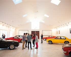 Aravina Estate Sports Car Museum - Accommodation BNB