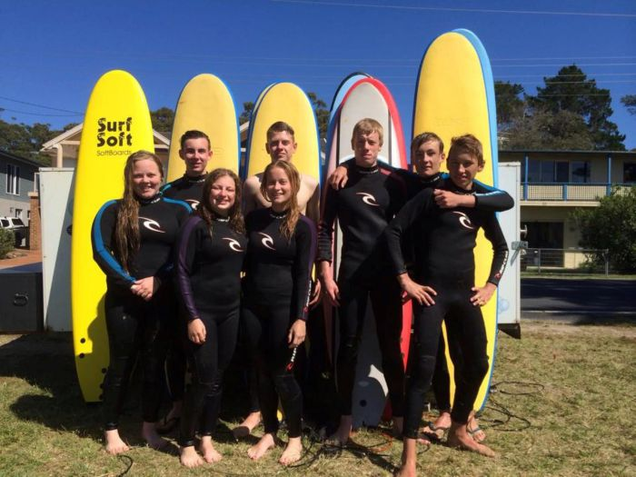 Broulee Surf School - Accommodation BNB