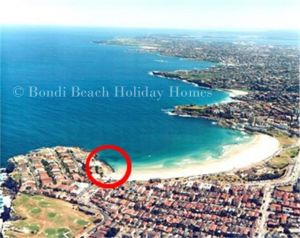 Bondi Beachfront Studio - Accommodation BNB