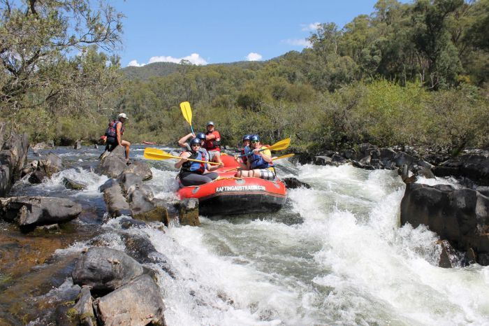 Rafting Australia - Accommodation BNB