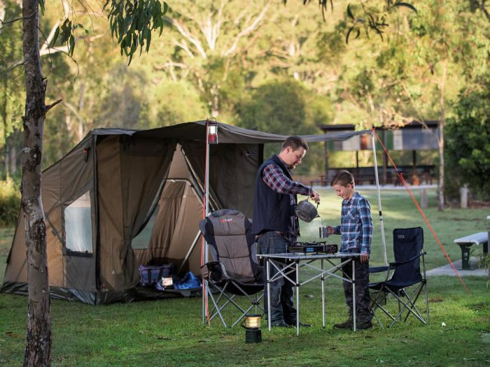 Hardings Paddock Campground - Accommodation BNB