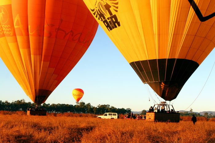 Hot Air Balloon Scenic Rim - Accommodation BNB