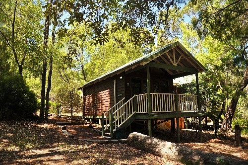 Riverglen Chalets - Accommodation BNB