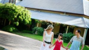 Lanyon Homestead - Accommodation BNB