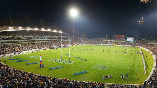 GIO Stadium Canberra - Accommodation BNB