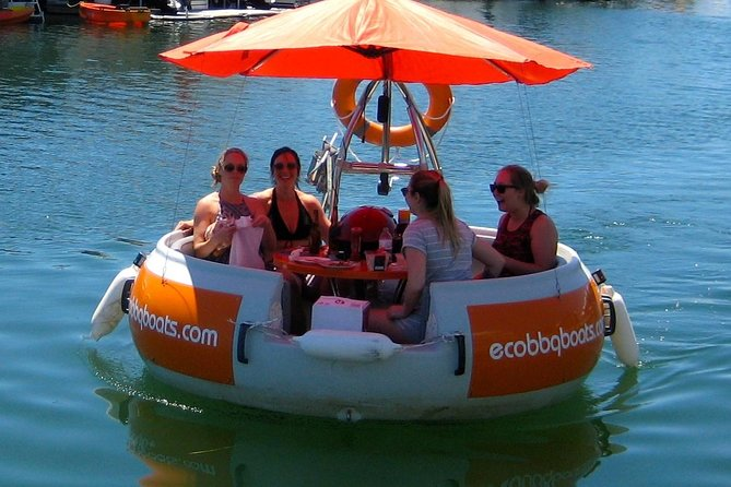 Self-Drive BBQ Boat Hire Mandurah - Group of 3 - 6 people - Accommodation BNB