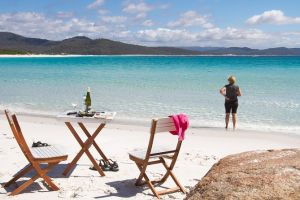 4x4 and Lunch Full Day Freycinet and Wineglass Bay - Accommodation BNB