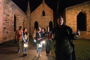 Port Arthur Ghost Tour - Accommodation BNB