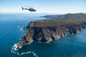 30-Minute Two Capes and Tasman Helicopter Flight from Port Arthur - Accommodation BNB